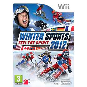 Winter Sports 2012: Feel the Spirit (Wii)