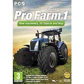 Farming Simulator 2011 Expansion: ProFarm 1