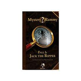 Pegasus Spiele Mystery Rummy: Jack the Ripper