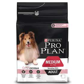 Purina ProPlan OptiDerma Adult Sensitive Skin Medium 14kg