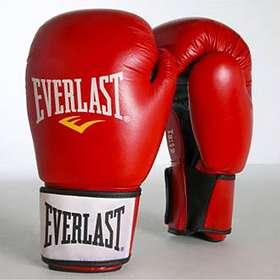 Everlast Ergo Foam Leather Training Gloves