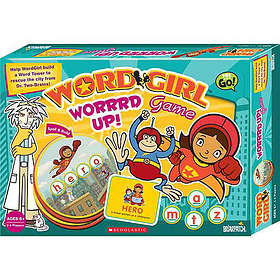 Briarpatch WordGirl Worrrd Up!