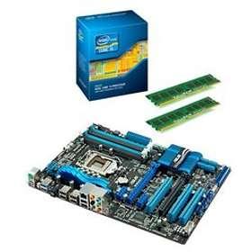 GHdata Uppgraderingspaket - 3,3GHz QC 8GB