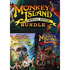 Monkey Island - Special Edition Bundle (PC)