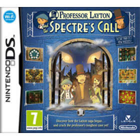 Professor Layton and the Spectre's Call (DS)