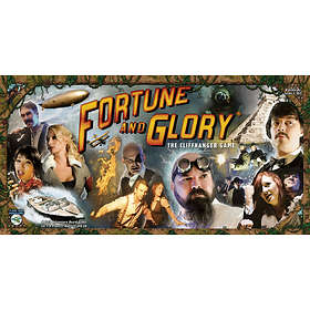 Flying Frog Productions Fortune and Glory: The Cliffhanger Game