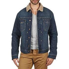 Wrangler Sherpa Denim Jacket (Herre)