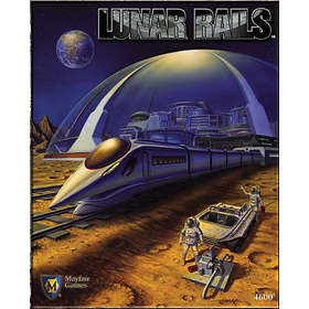 Mayfair Games Lunar Rails