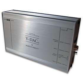 Musical Fidelity V-DAC II