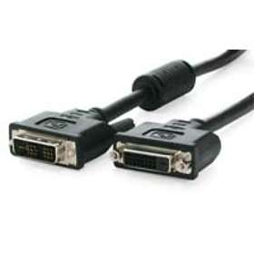 StarTech DVI-D - DVI-D Single Link M-F 4.6m