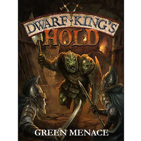 Mantic Games Dwarf King's Hold: Green Menace