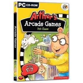 Arthur's Arcade Games: Pet Chase