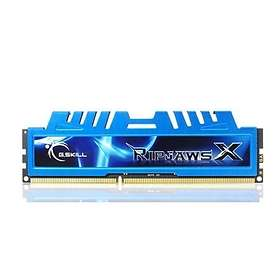 G.Skill RipjawsX DDR3 PC17000/2133MHz CL9 2x4GB
