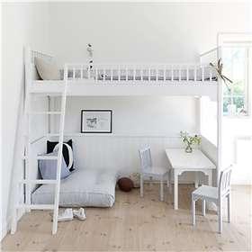 Oliver Furniture Seaside Loftsäng 97x207cm