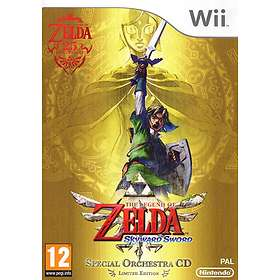 The Legend of Zelda: Skyward Sword - Special Edition (Wii)