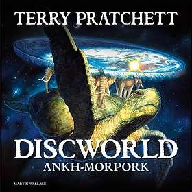 Treefrog Games Ankh Morpork: A Discworld Boardgame