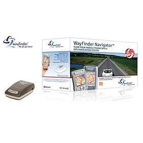 Wayfinder Navigator 6 (Skandinavien Bluetooth)