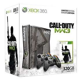 Microsoft Xbox 360 Slim 320GB (ml. Modern Warfare 3) - Limited Edition
