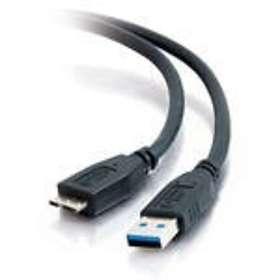 C2G USB A - USB Micro-B 3.0 3m