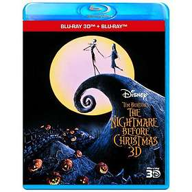 The Nightmare Before Christmas (3D) (UK)