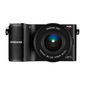 Samsung NX200 + 18-55/3,5-5,6 OIS