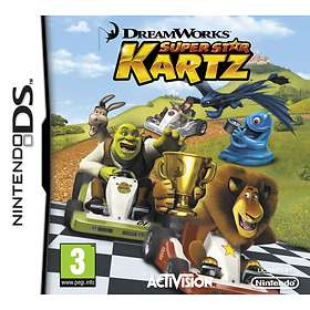 DreamWorks Super Star Kartz (DS)