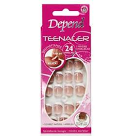 Depend Teenager False Nails 24-pack