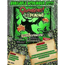 WizKids Quarriors! - Rise of the Demons (exp.)