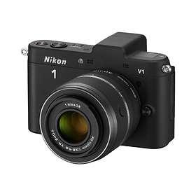 Nikon 1 V1 + 10/2,8 + 10-30/3,5-5,6 VR