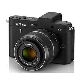 Nikon 1 V1 + 10-30/3,5-5,6 VR + 30-110/3,8-5,6 VR