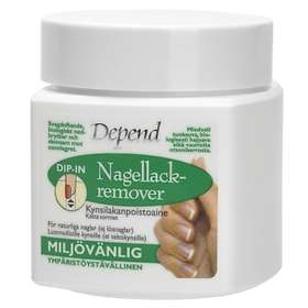 Depend Dip-In Miljövänlig Nail Polish Remover 100ml