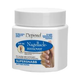 Depend Dip-In Supersnabb Nail Polish Remover 100ml