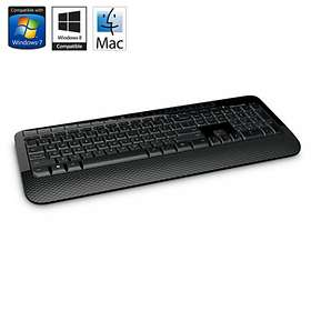 Microsoft Wireless Keyboard 2000 for Business (Nordisk)