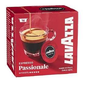 Lavazza A Modo Mio Espresso Passionale 16 (Capsules)