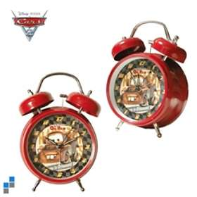 Disney Cars Photoframe & Alarmclock