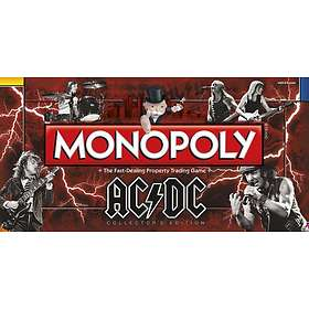 Monopoly: AC/DC - Collector's Edition