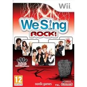 We Sing: Rock! (Wii)