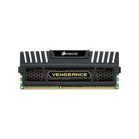 Corsair XMS3 Vengeance Black DDR3 1600MHz 8GB (CMZ8GX3M1A1600C10)