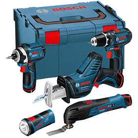 Bosch Monster Kit 10,8V (3x2,0Ah)