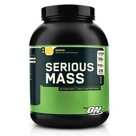 Optimum Nutrition Serious Mass 2,7kg