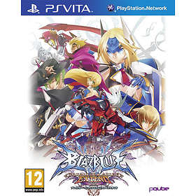 BlazBlue: Continuum Shift Extended