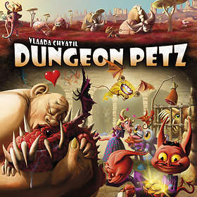 Z-Man Games Dungeon Petz