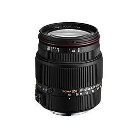 Sigma AF 18-200/3,5-6,3 II DC OS HSM for Nikon
