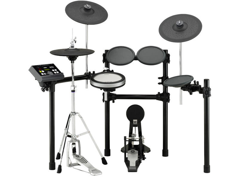 Best deals on yamaha dtx530k electronic drum compare for Yamaha portable drums