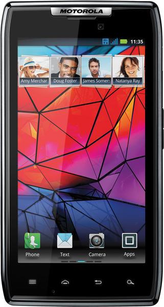 Bild på Motorola Razr från Prisjakt.nu
