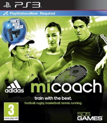 Adidas MiCoach PS3
