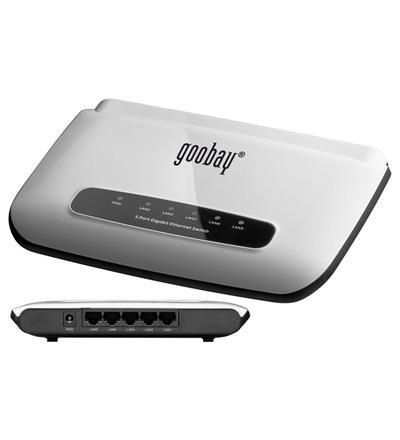 Goobay Gigabit Switch (93372)