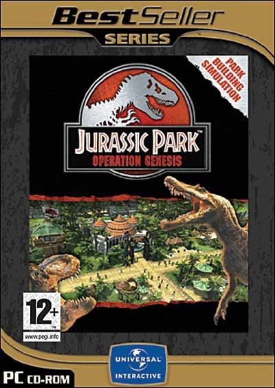 Jurassic park operation genesis pc au meilleur prix - Jeux de jurassic park 3 ...