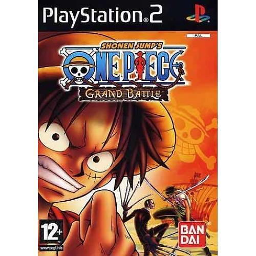 One Piece Grand Battle 2: Prisutviklingen På One Piece: Grand Battle PlayStation 2