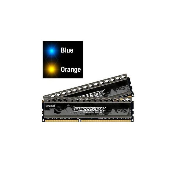 Crucial Ballistix Smart Tracer DDR3 1600MHz 2x4GB (BLT2CP4G3D1608DT2TXOBCEU)